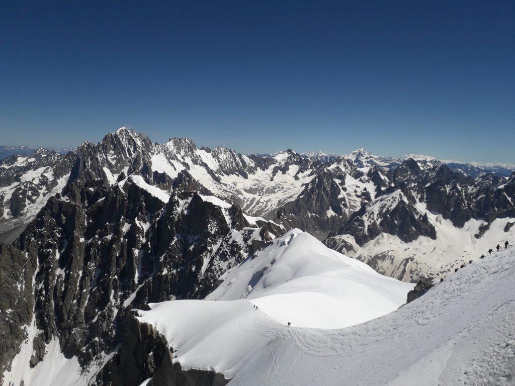MONT BLANC - der höchste Berg von Europa