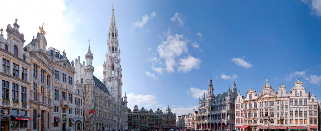 Grand Place bzw. Grote Markt