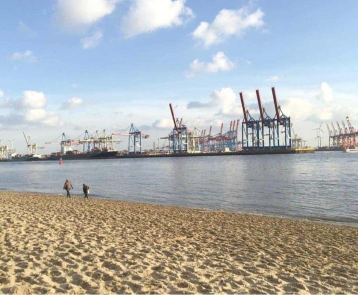 Abkühlung gefällig in Hamburg