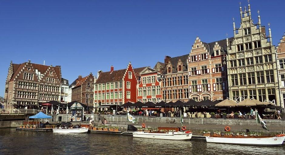 Kurztrip nach Brüssel! Flämische Turmhäuser