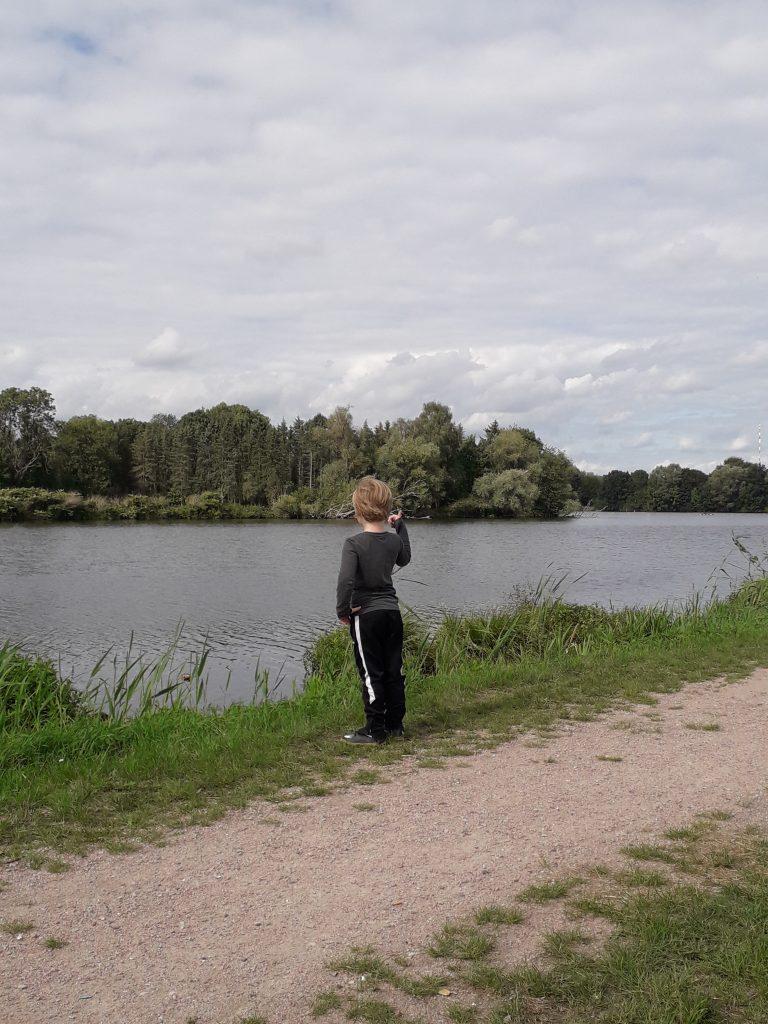 Gosse Elbe die Reit Naturschutzgebiet