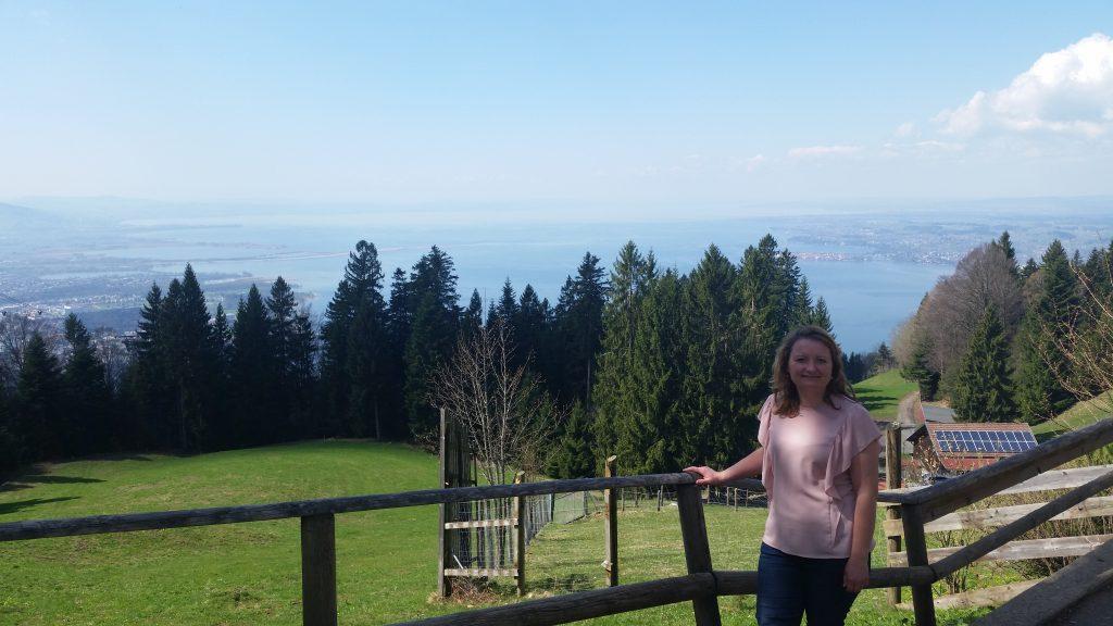 Reisen mit Kinder: Rund um den Bodensee - der Pfänder