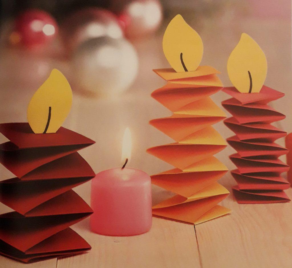 Weihnachtliche Lichter