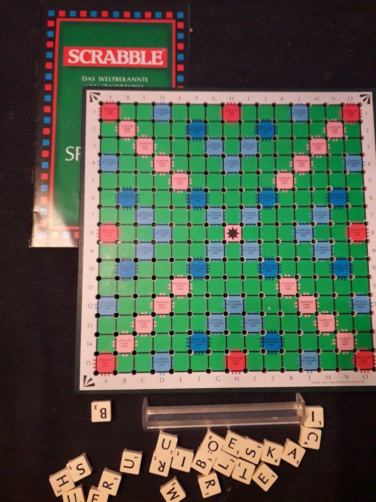 Scrabble Spiel